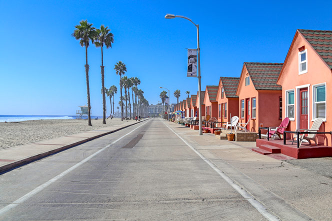 Beachfront Rental Properties In Southern California